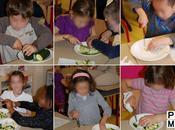 Atelier Cuisine avec élèves Croissants Courgettes Kiri