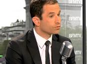 Benoît Hamon «les propos Nadine Morano sont choquants»