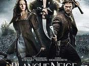 Critique Ciné Blanche Neige chasseur, l'épée levée...
