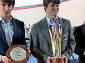 Magnus Carlsen vainqueur Mémorial 2012