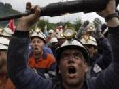 Asturies mineurs montent front