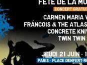 Ricard Live Music Fair fêtent musique Denfert Rochereau