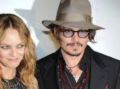 Johnny Depp Vanessa Paradis, c'est fini