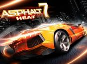 Asphalt Heat, disponible votre iPhone iPad...