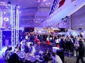 Evénementiel corporate A-Blok fait vibrer Discovery 2012 Safran, monté Public Système