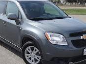 Essai routier: Chevrolet Orlando 2012