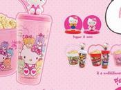 ciné avec Hello Kitty
