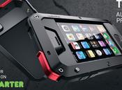 Taktik, housse protection renforcée pour iPhone 4/4S