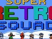 Super Retro Squad route pour succès
