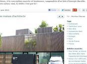 visité maison d'architecte bois région parisienne