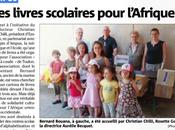 Article Var-Matin juin 2012