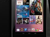 Google dévoile tablette Nexus