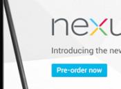 Google tablette Nexus spécifications prix