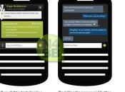 Premières informations pour BlackBerry