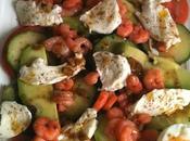 recette Avocat Salade Avocats Crevettes
