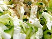 Salade chou chinois