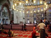 Süleymaniye Camii, scènes