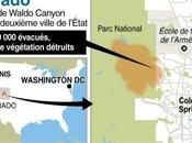 Incendies dans Colorado: Obama déclaré l'état grande catastrophe