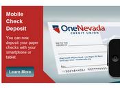 Nevada mobile check deposit