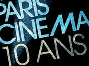Paris Cinéma: years after