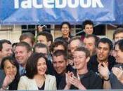 dollars pour action Facebook