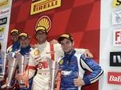 European Ferrari Challenge Budapest: Résultats