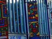 Visite Librairie éphémère Halle Saint Pierre Paris