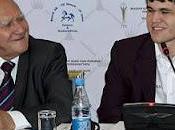 Echecs Astana Magnus Carlsen domine 8.5/10