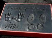 Christopher Nolan laisse empreintes Grauman's Chinese Theatre