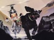 Affiche film avec chien