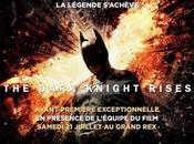 Dark Knight Rises relevez challenge assistez l'avant-première Grand