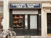 Nostalgie, vieux Paris pianos…