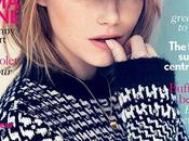 Emma Stone couverture Vogue British aime
