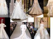 haute couture automne/hiver 2012-2013: vive mariée!