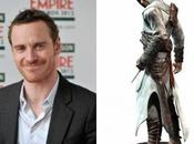 Michael Fassbender sera Assassin's Creed