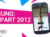 Samsung publie pour 2012 Londres avec réalité augmentée