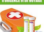 Trousse urgence homéopathie