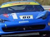 Challenge Ferrari prépare