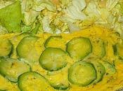 Omelette courgettes gruyère (recette légère cuiseur solo Tupperware)