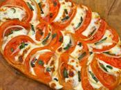 Bruschetta tomate-mozarella