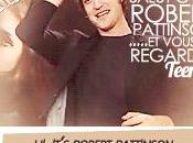 Robert Pattinson Kristen Stewart parlent français
