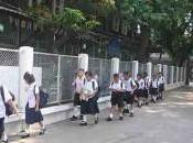 Thaïlande fermeture d'écoles pour lutter contre maladie infectieuse