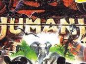 reboot Jumanji préparation