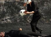 Étrange ballet festival d'Avignon: Mouette