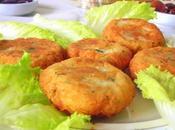 Maakouda galette pomme terre (معقودة بطاطا)