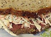 Sandwich Rosbif Coleslaw