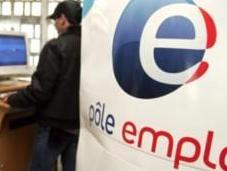 Nette hausse chômage France