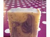 Savon exfoliant lavandin agrumes