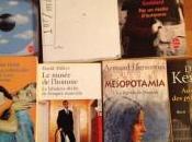 Nouveautés littéraires