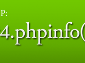 Fonction phpinfo